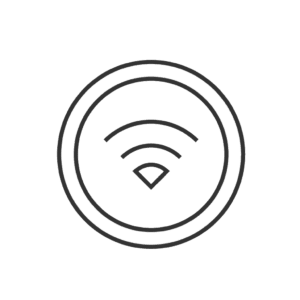 Unite Networx works with Wifi symbol