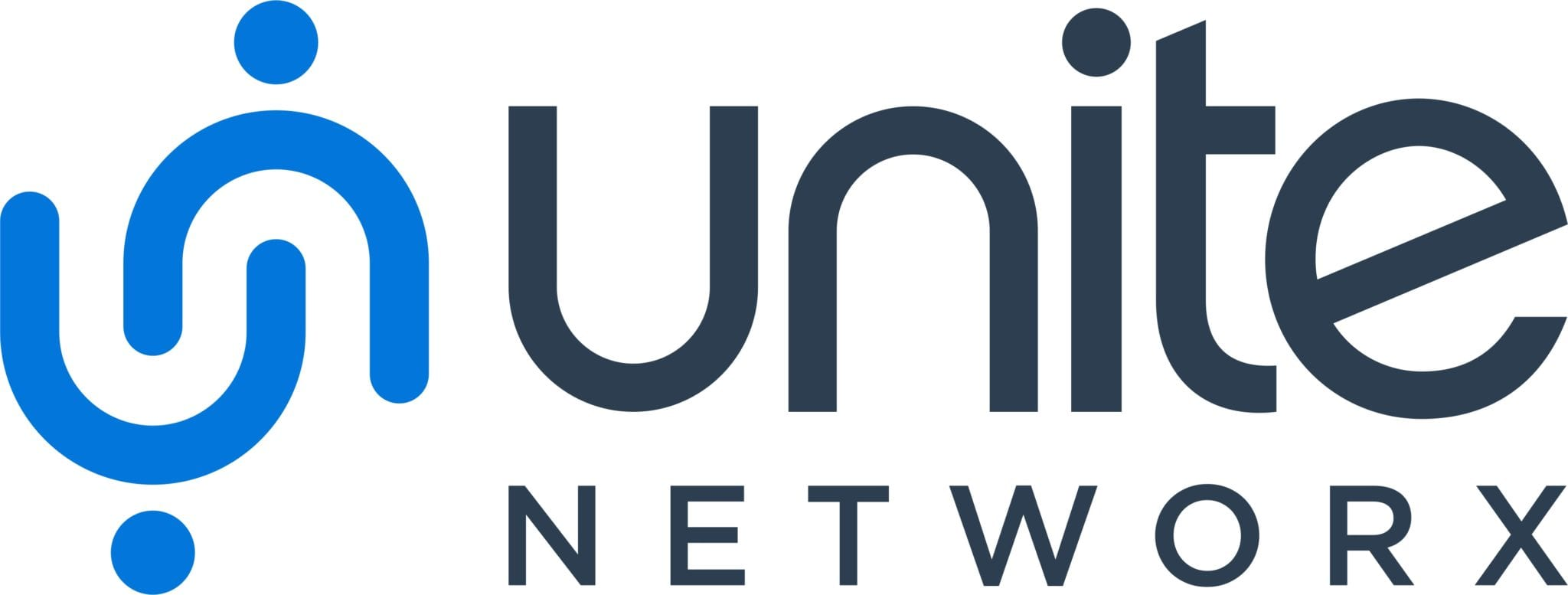 Unite Networx logo in colour
